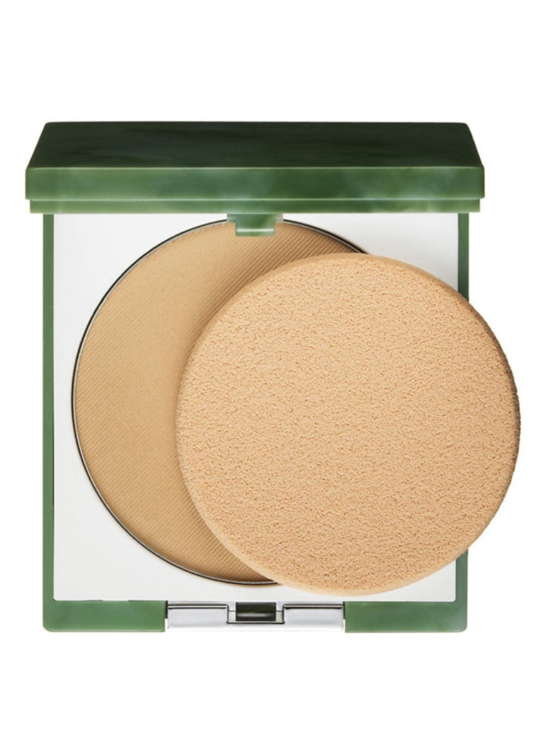 Clinique - Stay Matte Sheer Pressed Powder - poeder - Golden