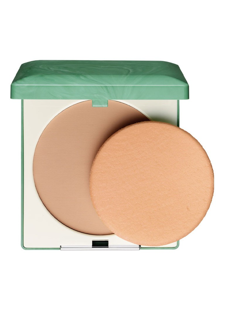 Clinique - SuperPowder Double Face Make-Up - poeder - Beige