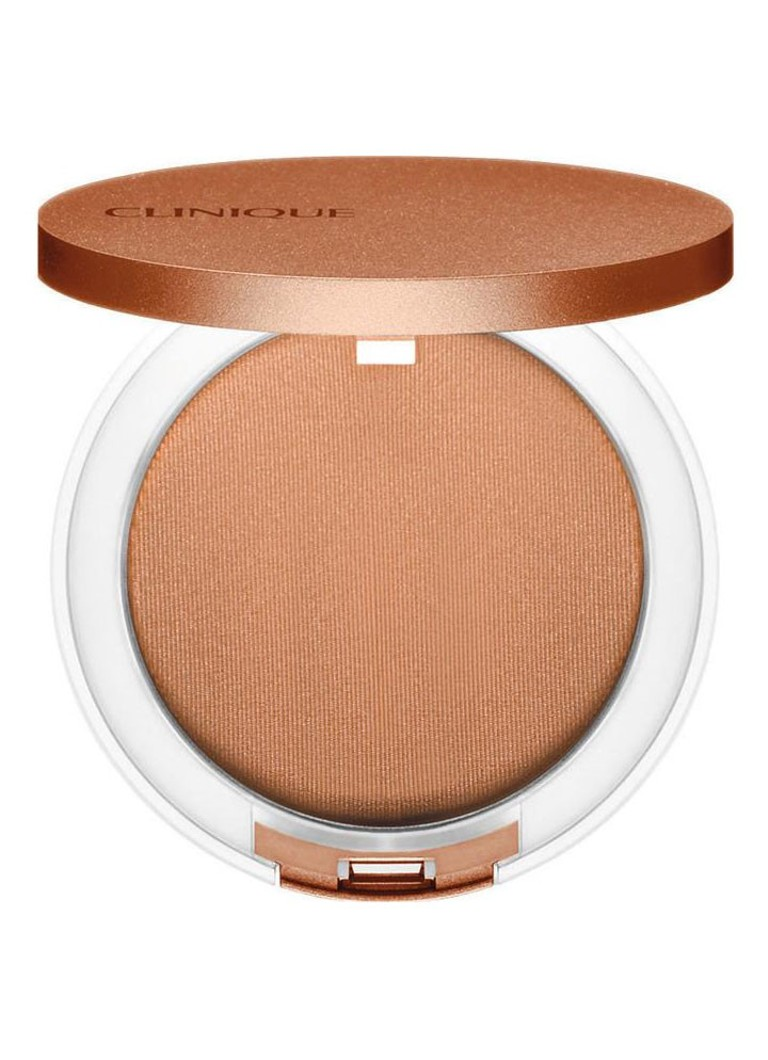 Clinique - True Bronze Pressed Powder - bronzer - 02 Sunkissed