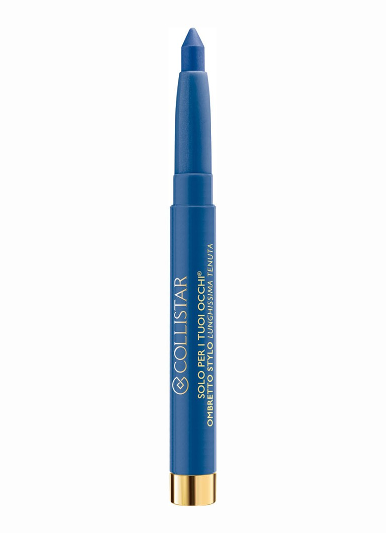 Collistar - For Your Eyes Only Eye Shadow Stick - oogschaduw - 9 Navy