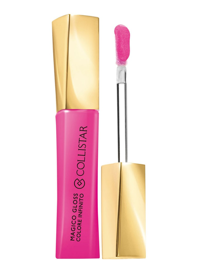 Collistar - Gloss Design - lipgloss - 30 Frilly Fuchsia