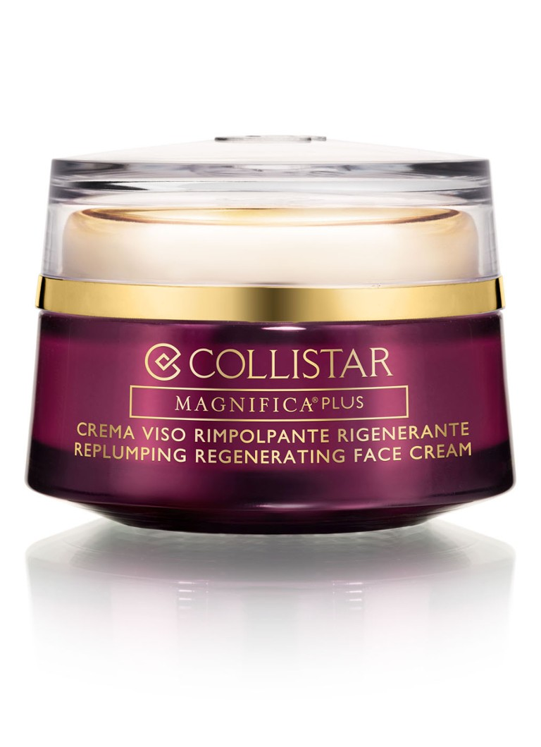 Collistar - Magnifica Plus Repluming Renerating Face and Neck Cream - anti-rimpel crème - null