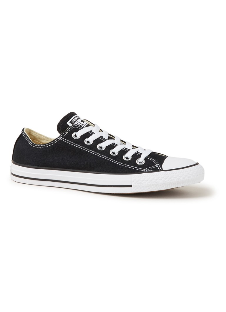 Converse - All Star OX sneaker - Zwart