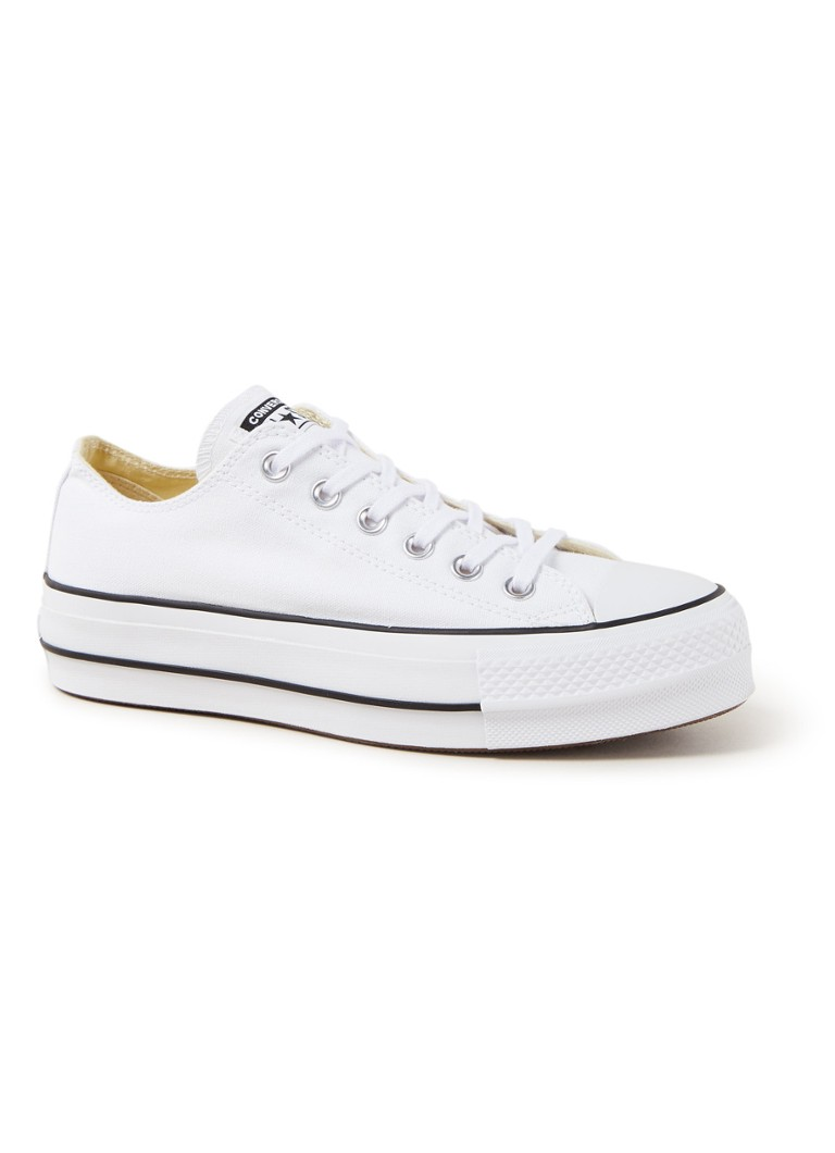 Converse - Chuck Taylor All Star Lift sneaker - Wit