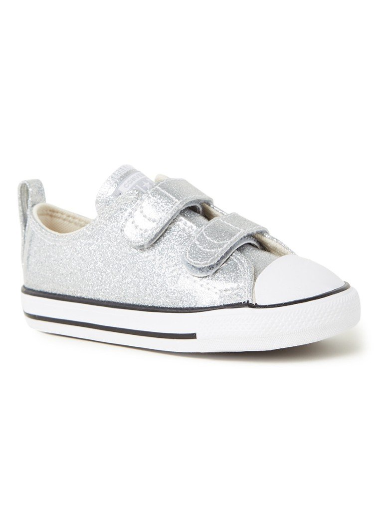 Converse - Chuck Taylor All Star OX - Zilver