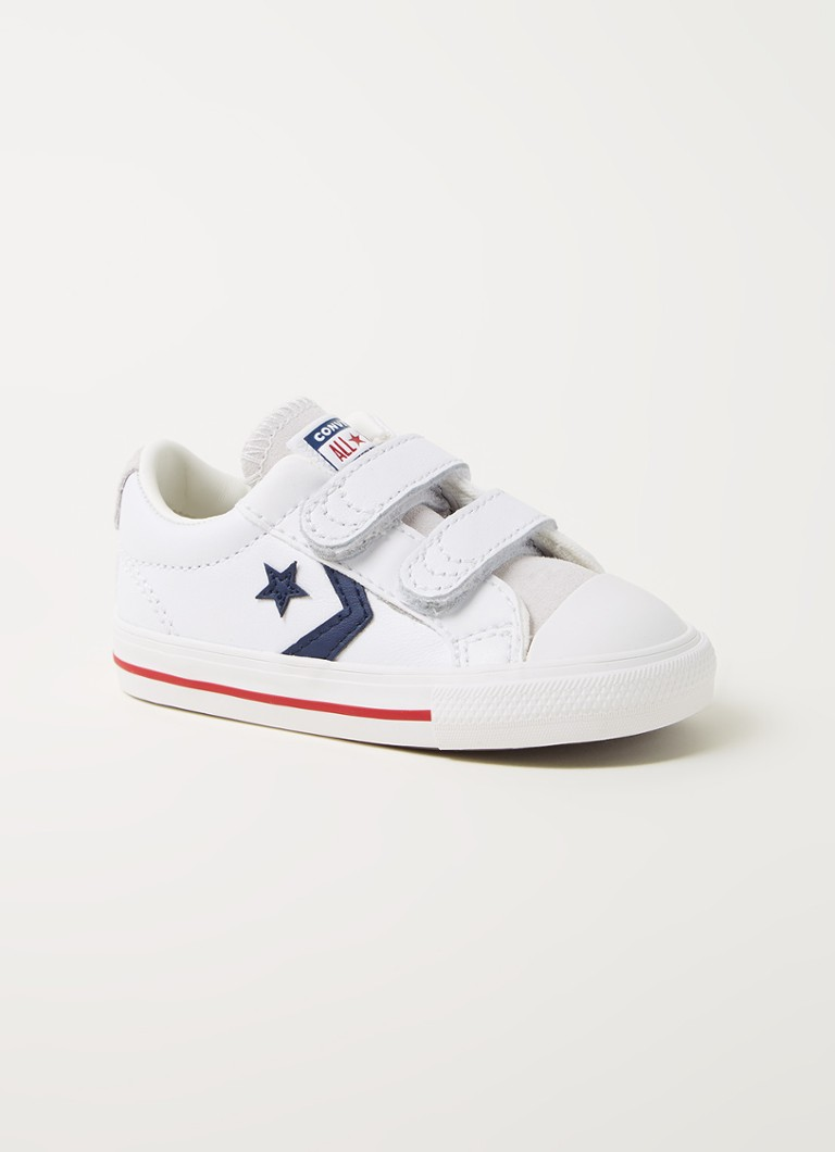Converse - Star Player sneaker met logo - Wit