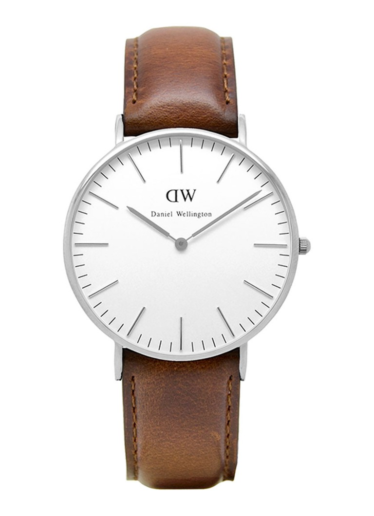 daniel wellington horloge classic st mawes 0607dw de bijenkorf. Black Bedroom Furniture Sets. Home Design Ideas