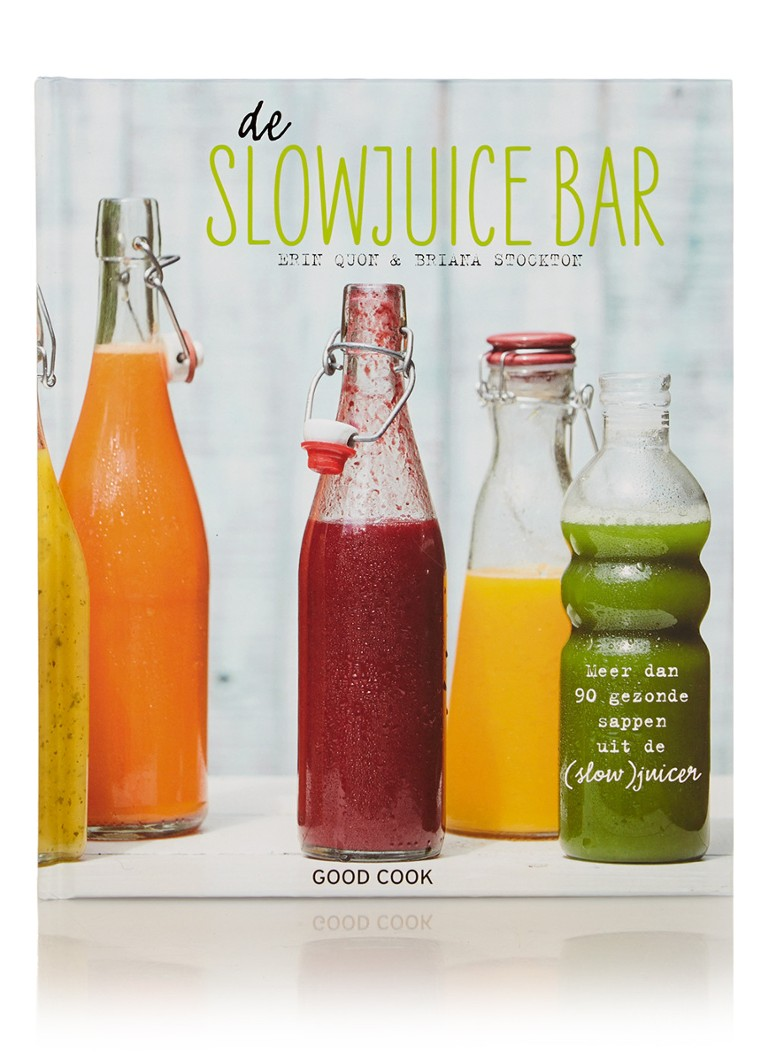 Slow Juicer For Juice Bar : De slowjuice bar de Bijenkorf