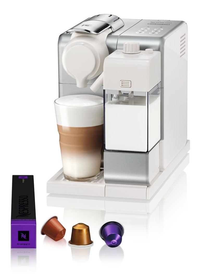 DeLonghi - Lattissima Touch Nespresso machine EN560 - Zilver