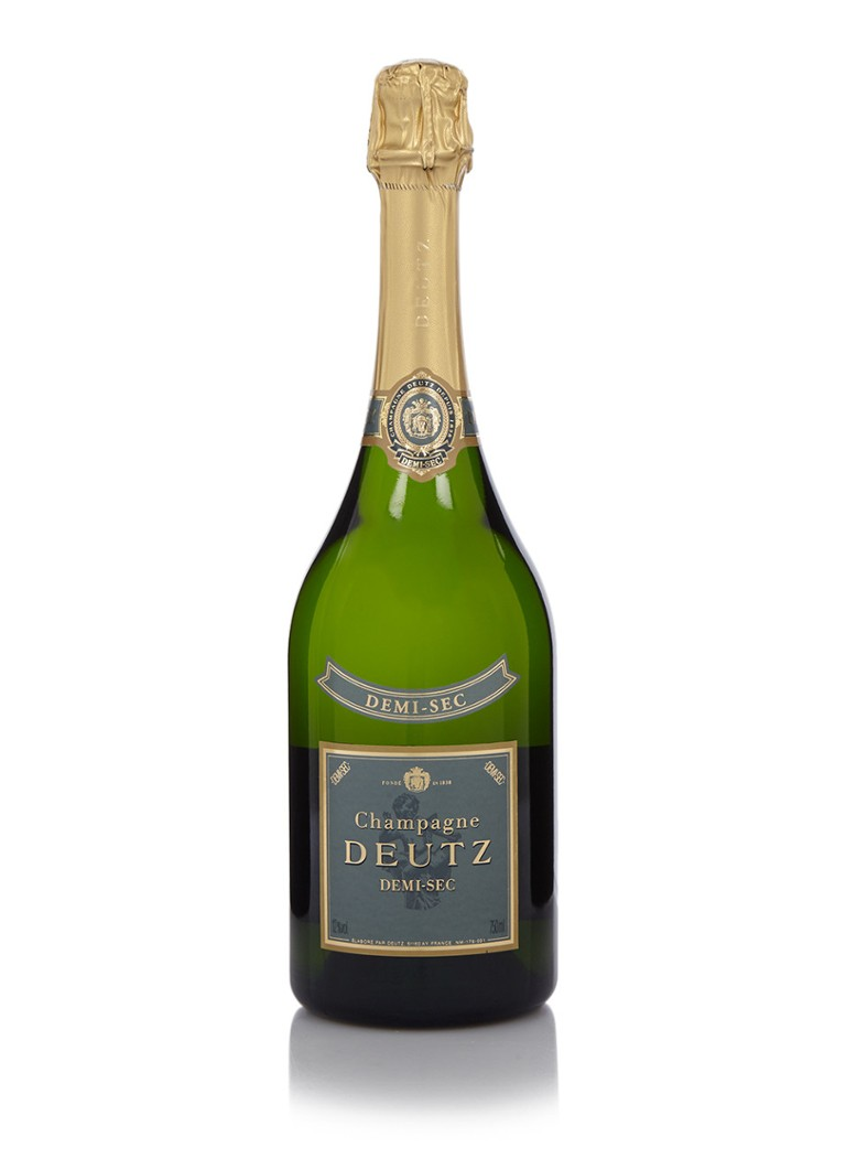 Deutz - Champagne Demi-Sec 750 ml - null