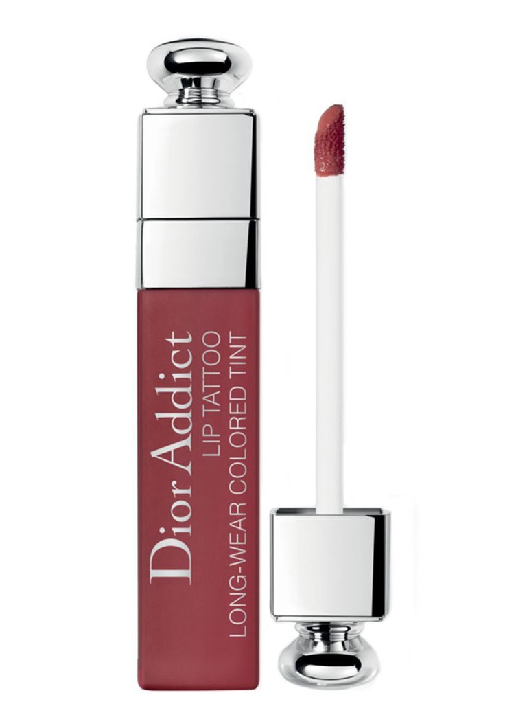 DIOR - Addict Lip Tattoo - liquid lipstick - 771 Natural Berry