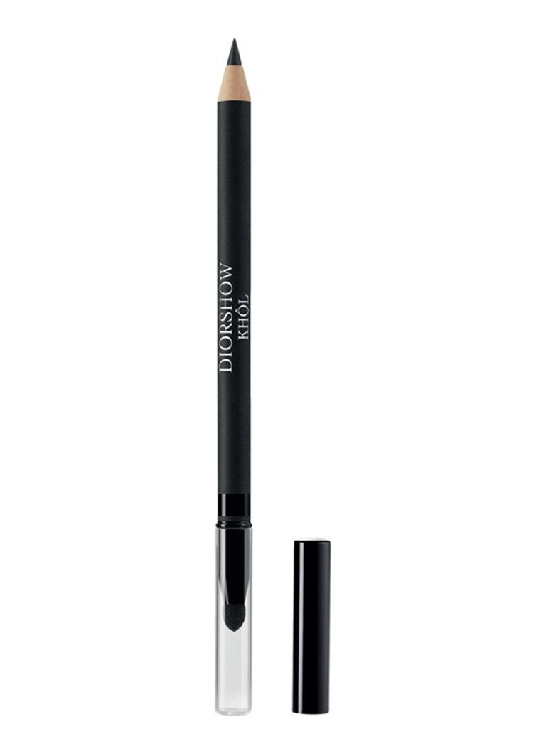 DIOR - Diorshow High Intensity Pencil - oogpotlood - 099 Black Khôl