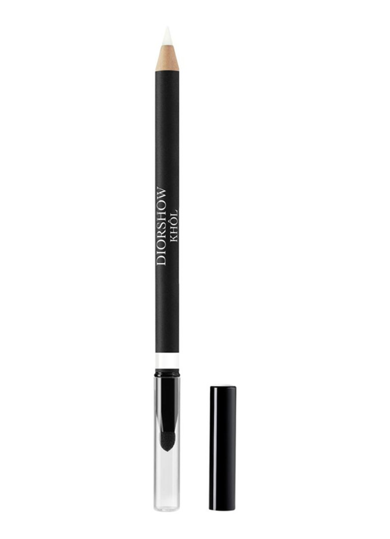 DIOR - Diorshow High Intensity Pencil - oogpotlood - 009	White Khôl