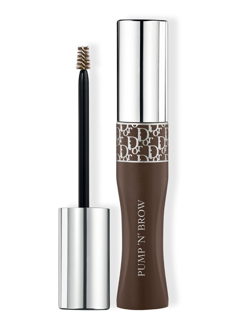 DIOR - Diorshow Pump 'N' Brow wenkbrauwmascara - 002 Dark Brown