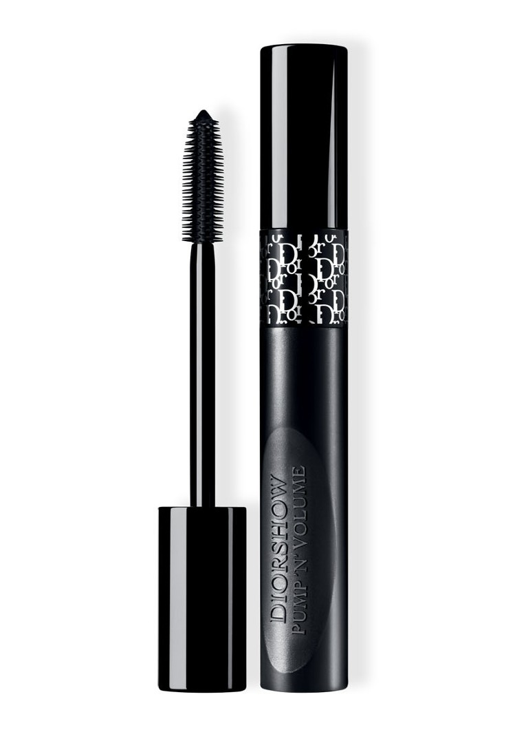 DIOR - Diorshow Pump 'N' Volume HD-Mascara - 090 Black Pump