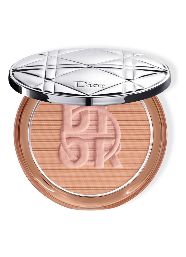 DIOR - Diorskin Mineral Nude Bronze - Color Games Collection Limited Edition bronzer - 001 Light flame