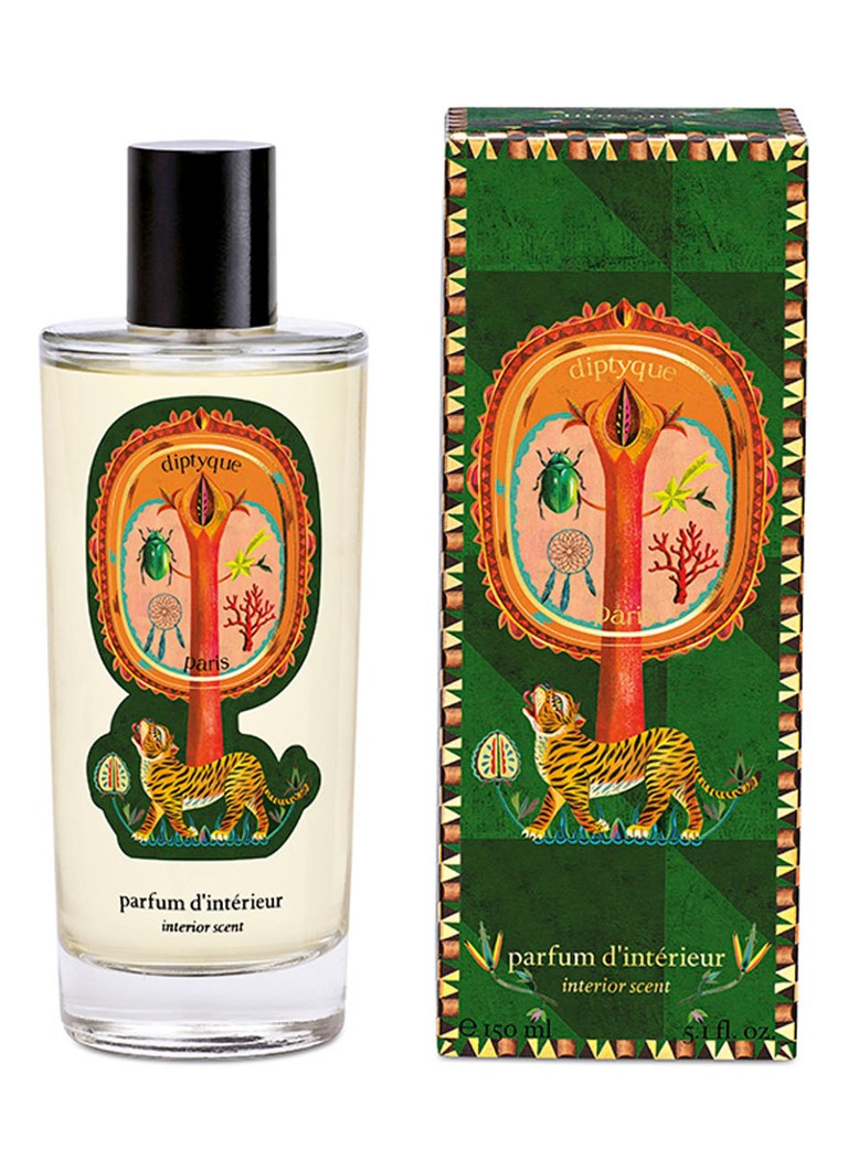 diptyque - Pin Protecteur Room Spray Limited Edition geurspray - null