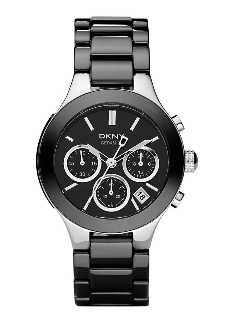 3bf92452351 DKNY Horloge Ceramic Broadway NY4914 • de Bijenkorf