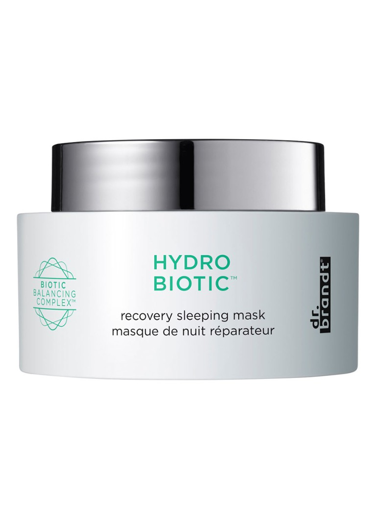 Dr. Brandt - Hydro Biotic Recovery Sleeping Mask - nachtmasker - null