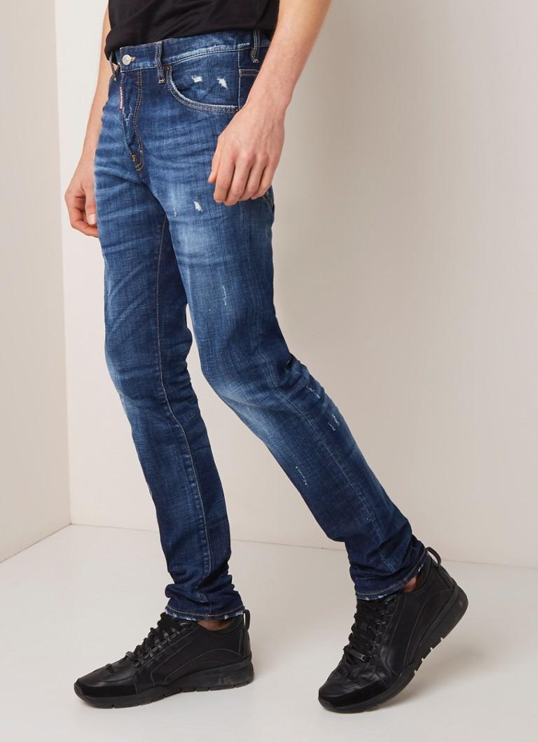 Wonderbaarlijk Dsquared2 Cool guy slim fit jeans ripped jeans • de Bijenkorf TK-99