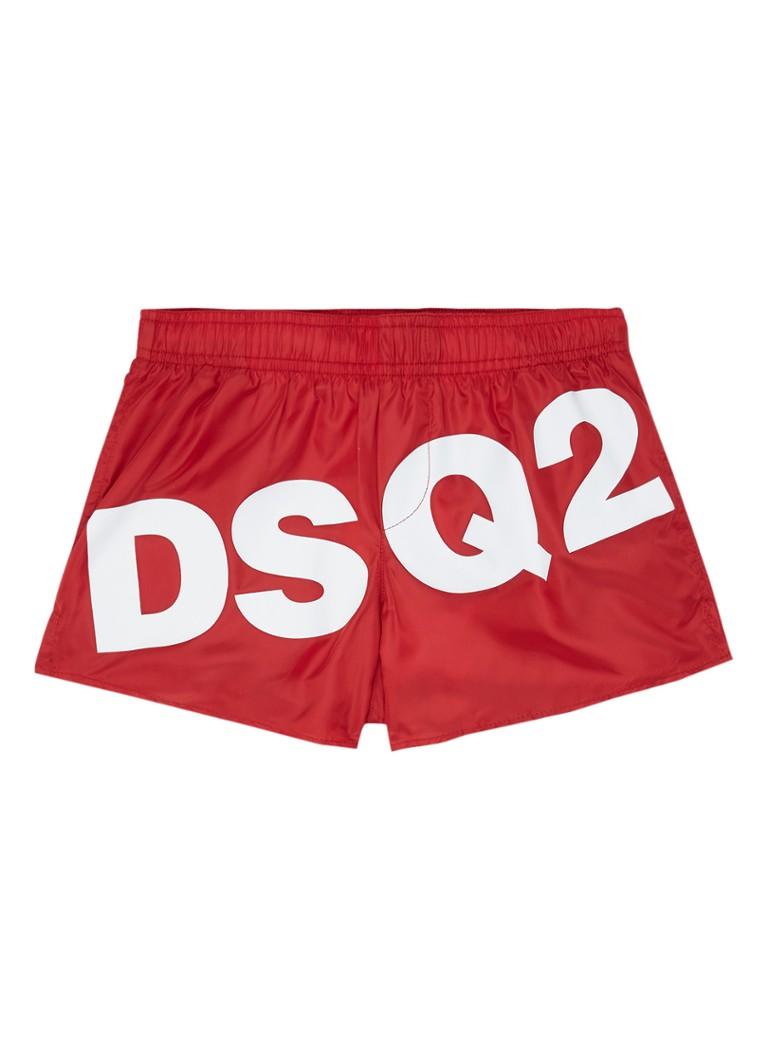 eaf5a14681186b Dsquared2 Zwemshorts met logoprint • de Bijenkorf