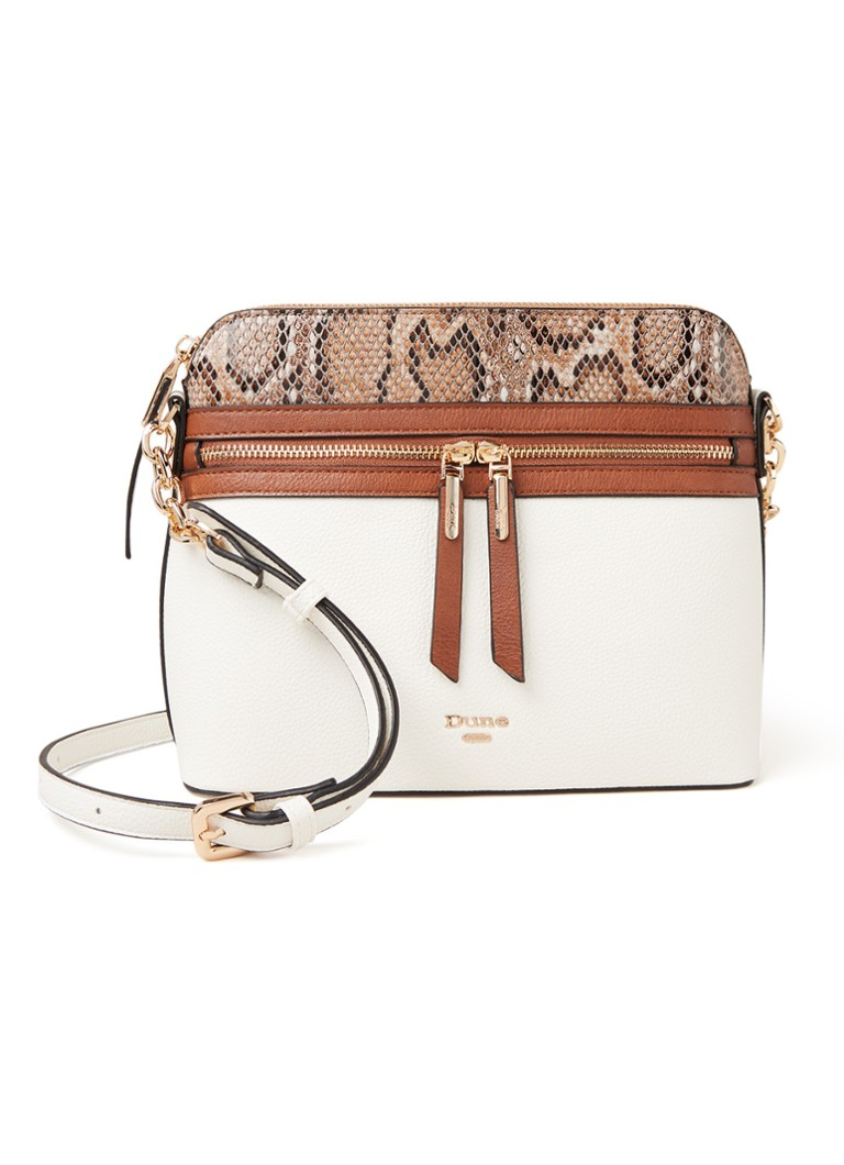 Dune London - Dolive crossbodytas met slangenprint details - Kit