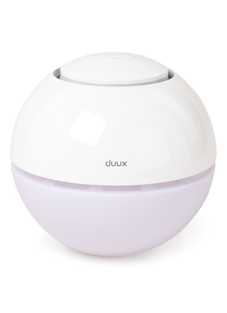 Duux - Sphere Ultrasonic luchtbevochtiger 20 cm - Wit