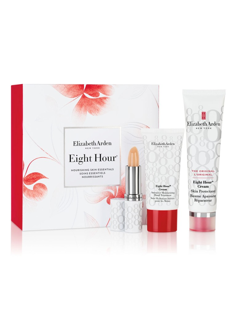 Elizabeth Arden - Eight Hour Cream Nourishing Skin Essentials - mini verzorgingsset - null
