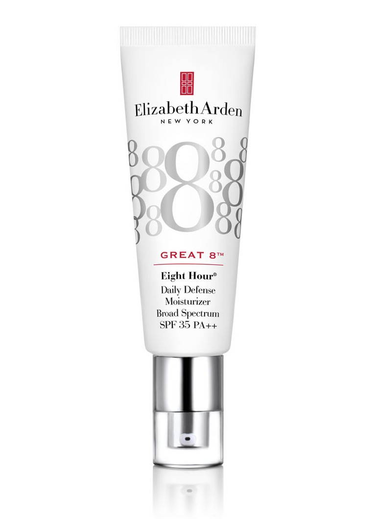 Elizabeth Arden - Great 8 Daily Defense Moisturizer Broad Spectrum Sunscreen SPF35 - zonnebrand -