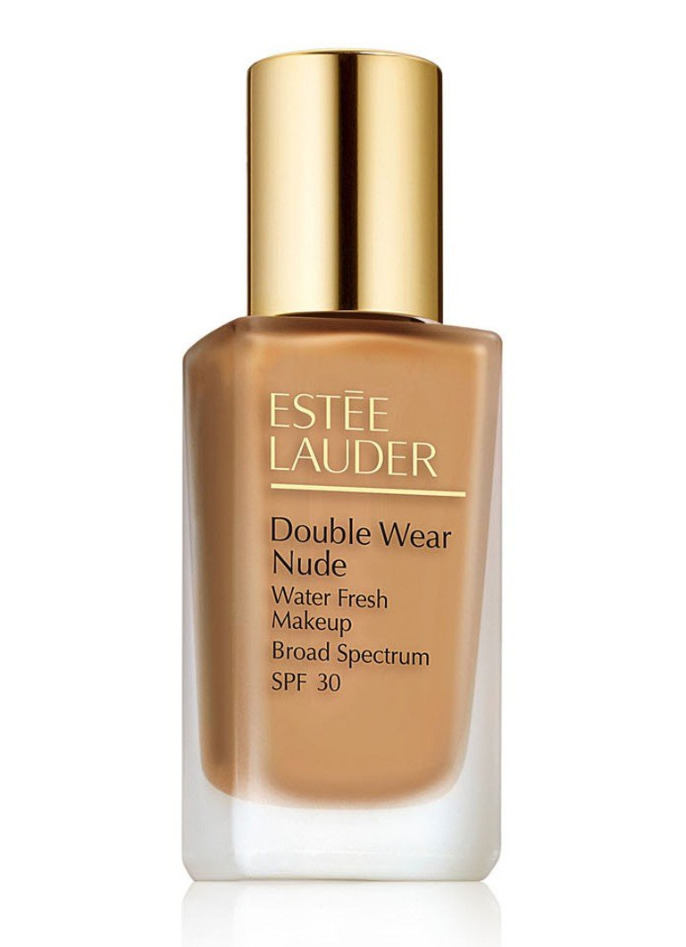 Estée Lauder - Double Wear Nude Water Fresh Makeup SPF 30 - foundation - 4N1 Shell Beige