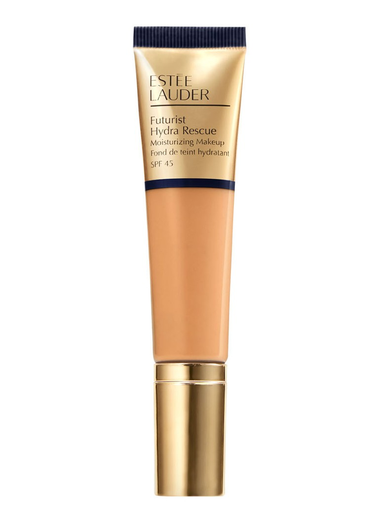 Estée Lauder - Futurist Hydra Rescue Moisturizing Make-up SPF45 - foundation - 4W1 HONEY BRONZE