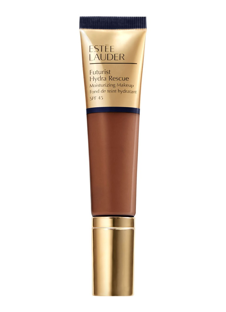 Estée Lauder - Futurist Hydra Rescue Moisturizing Make-up SPF45 - foundation - 6W1 SANDALWOOD