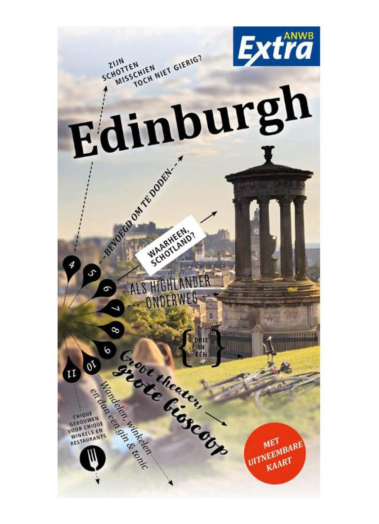 undefined - EXTRA EDINBURGH - null