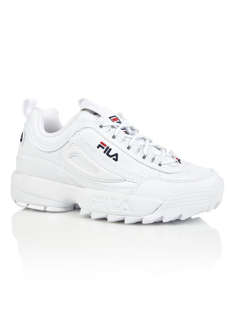 78428326aea Fila Disruptor Low sneaker in uni • de Bijenkorf