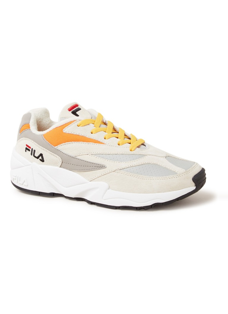 3f5dc6dafb3 Fila V94M sneaker met suède details • de Bijenkorf