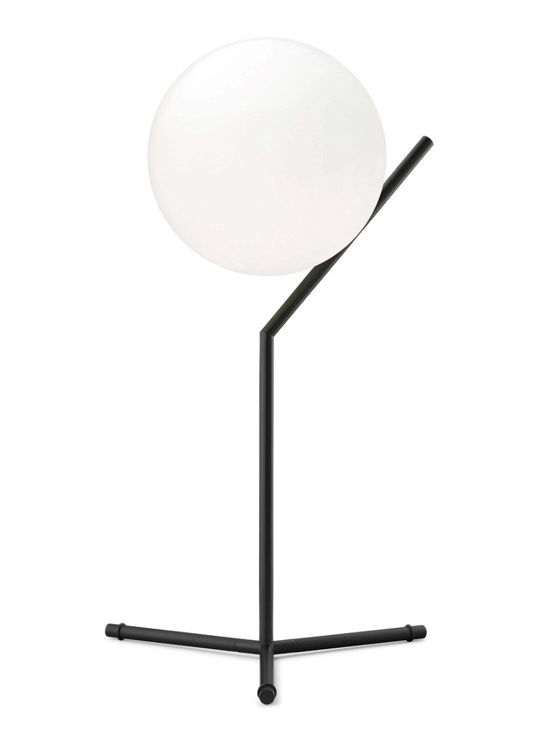 Flos - IC Lights T1 High tafellamp - Zwart