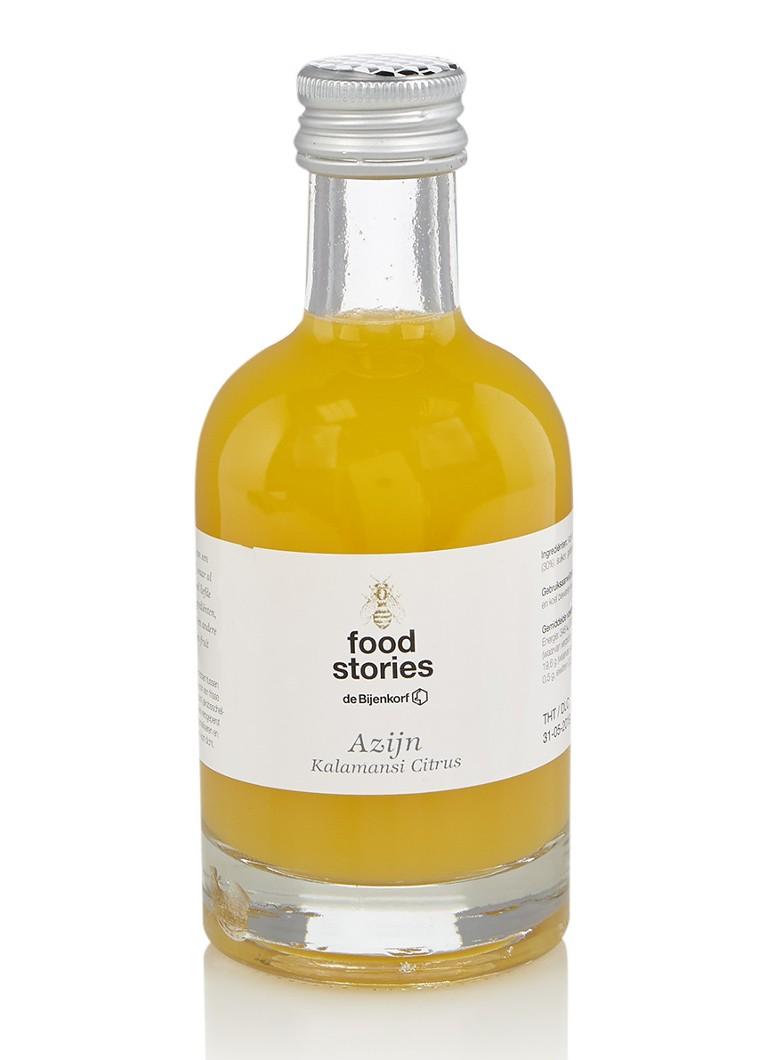 food stories - Kalamansi Citrus azijn 200 ml - null