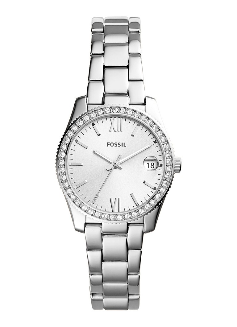 Fossil - FOSSIL ES4317 - Zilver