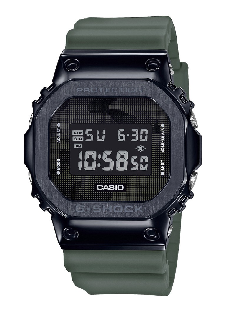 G-Shock - The Origin horloge GM-5600B-3ER - Zwart