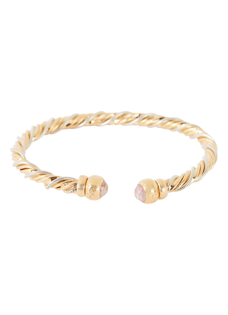 Gas Bijoux - Torride bangle verguld - Goud