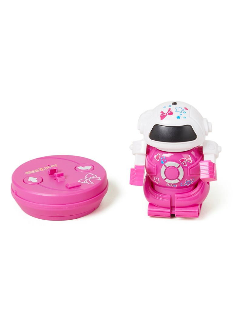 Gear2Play - Mini Bot speelgoedrobot - Roze