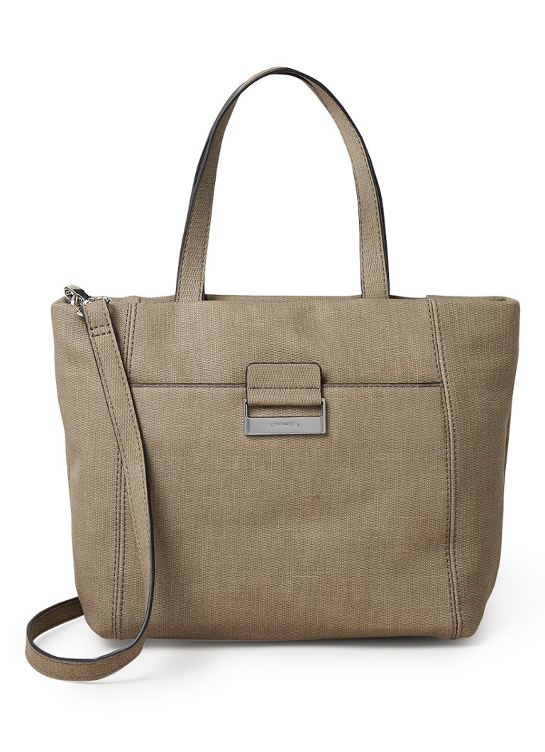 Gerry Weber - Be Different handtas met afneembare schouderriem - Beige