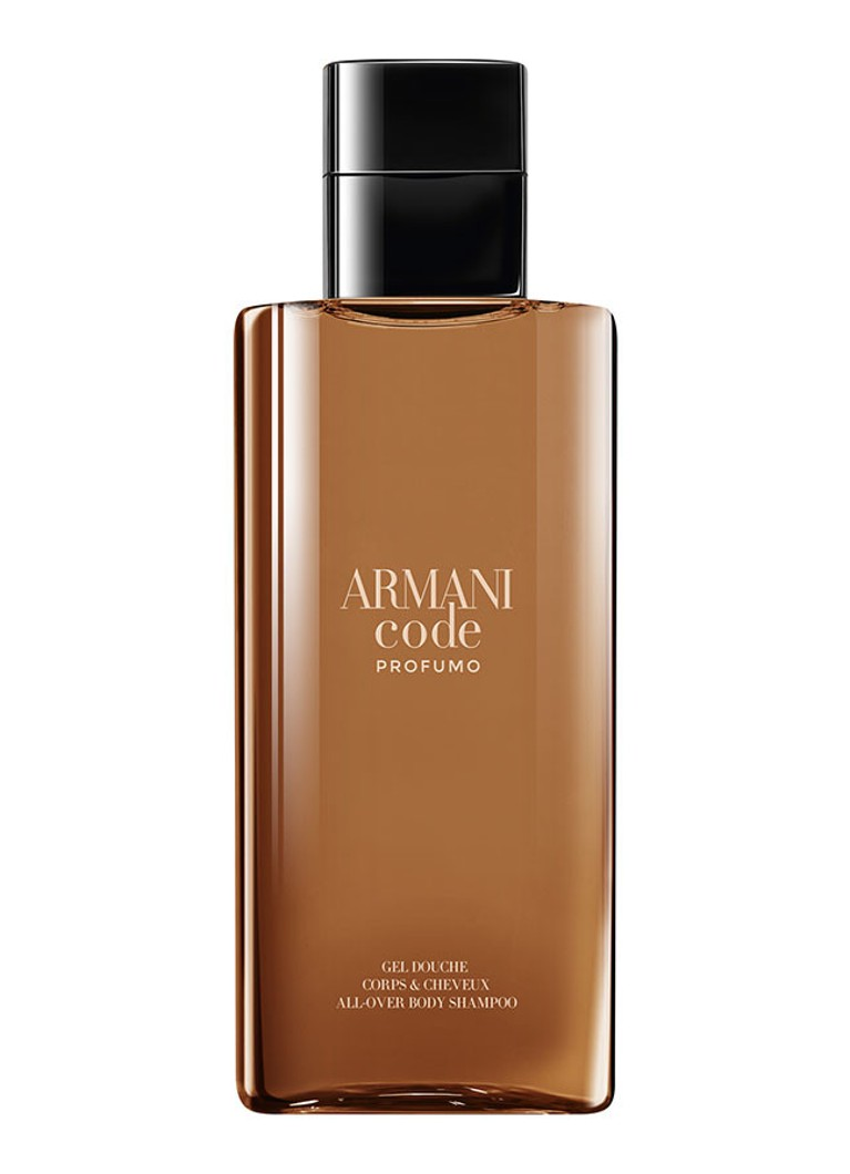Giorgio Armani Beauty - Armani Code All-over Body Shampoo - shampoo & douchegel -