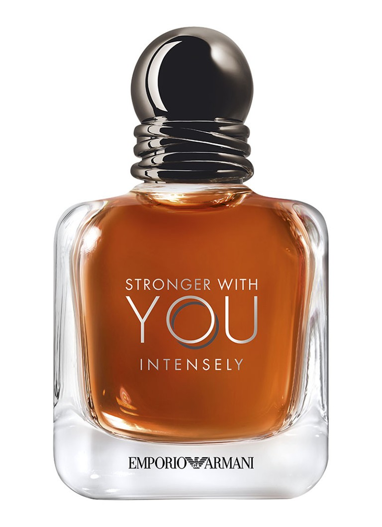 Giorgio Armani Beauty - Stronger with YOU Intensely Eau de parfum - null