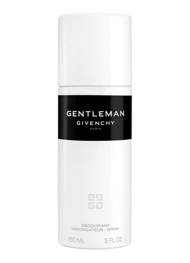 Givenchy - Gentleman Givenchy Deo Spray - deodorant - null