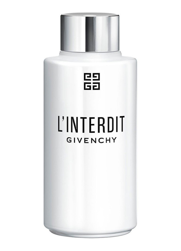 Givenchy - L'Interdit Bath & Shower Oil - bad- en doucheolie - null