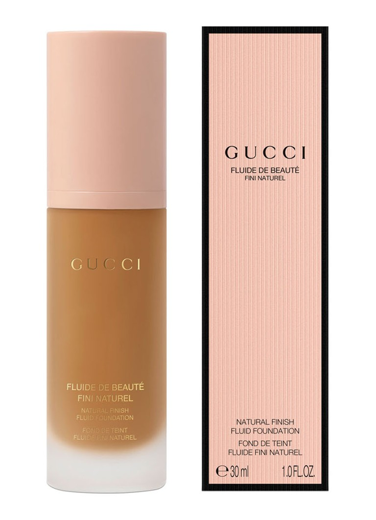 Gucci Beauty - Fluide De Beauté Fini Naturel - Natural Finish Fluid Foundation - Medium 340N