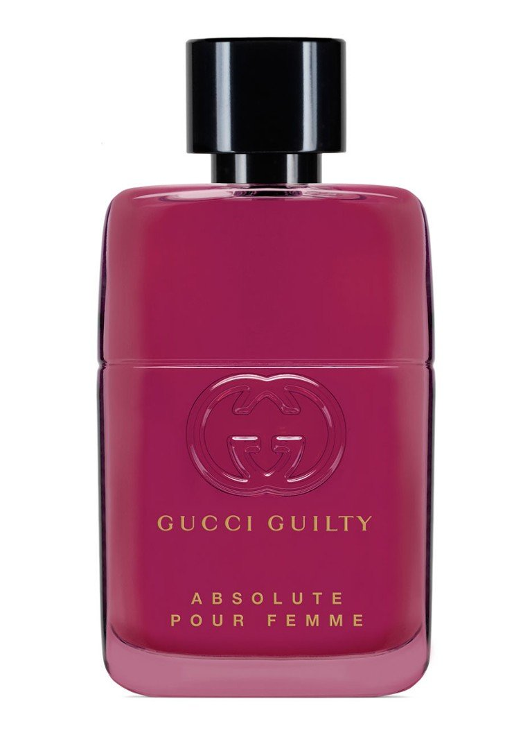 gucci guilty absolute eau de parfum de bijenkorf. Black Bedroom Furniture Sets. Home Design Ideas
