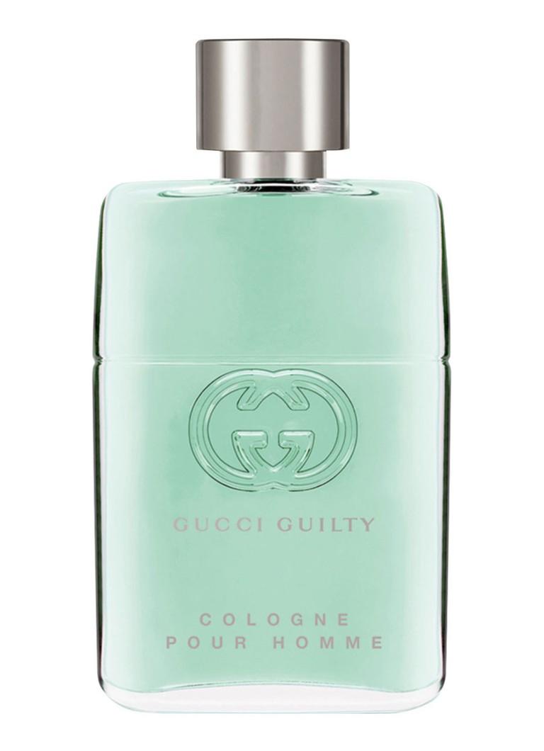 4a72037a6a3 Gucci Guilty Cologne Pour Homme Eau de Toilette • de Bijenkorf