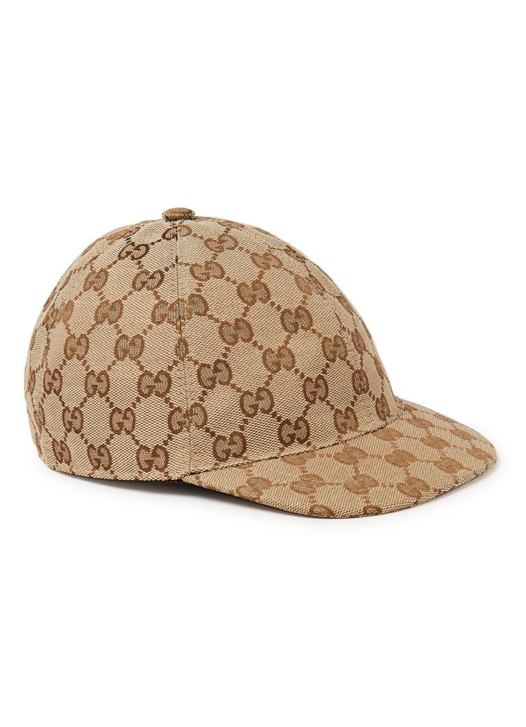 Onwijs Gucci Original GG pet met logodessin • de Bijenkorf QR-19